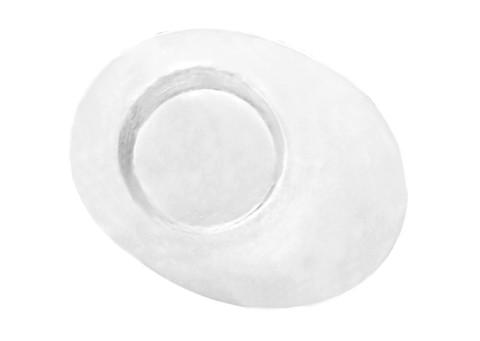 Подсвечник морской камень (белый + коробочка)