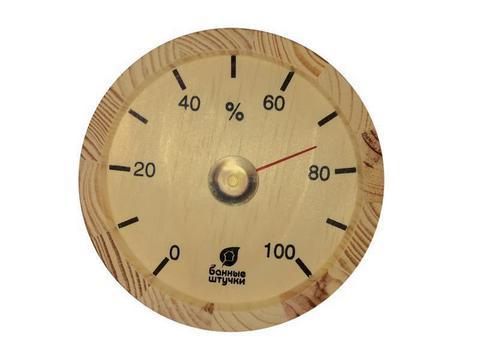 Гигрометр для бани круглый