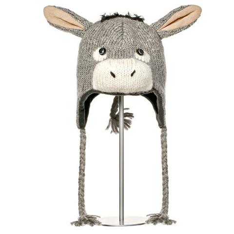 Картинка шапка с ушами Knitwits Dwayne the Donkey