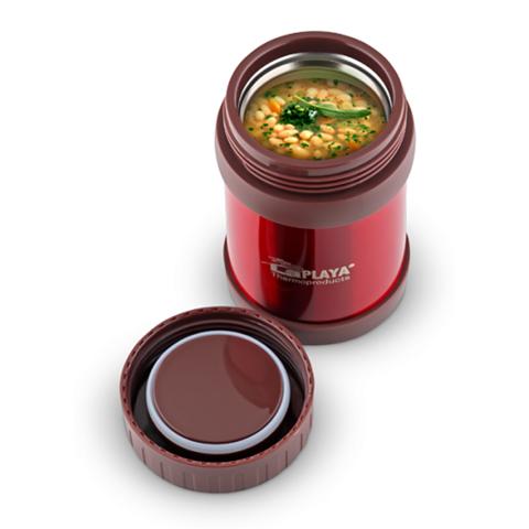 Термос для еды LaPlaya Food Container (0,35 литра), красный