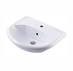 Умывальник мебельный Rosa Уют-55 белый