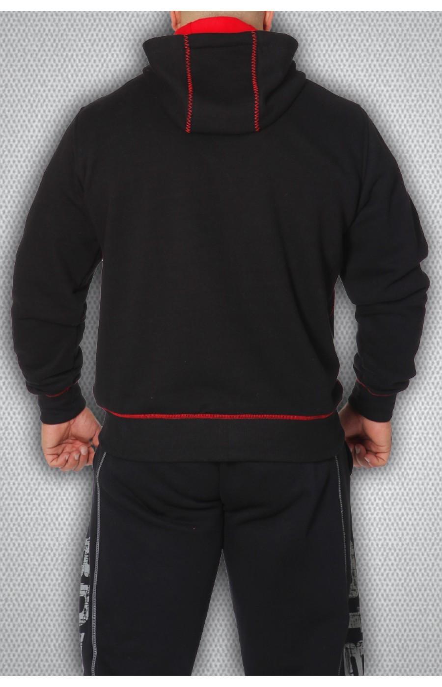 Толстовка 3589 (черная)