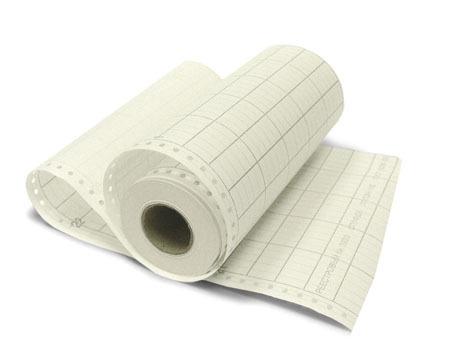 Диаграммная рулонная лента, реестровый № 3933 (42,303 руб/кв.м)