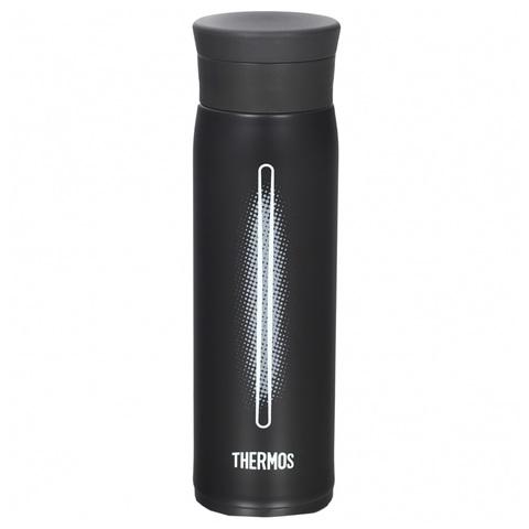 Термокружка Thermos JMZ600-BK суперлегкая, (0,6 литра), черная
