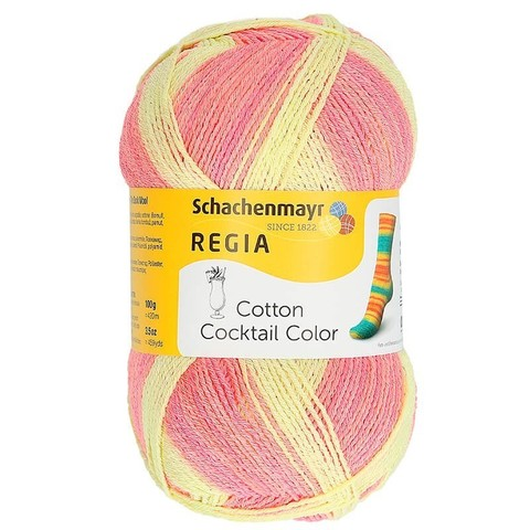 Regia Cotton Cocktail Color 2433 купить