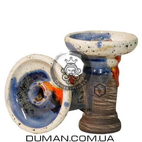 Чаша Kolos Romerica (Колос) |White Orange Blue