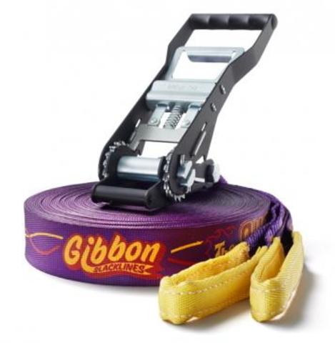 Картинка слэклайн Gibbon Surfer Line