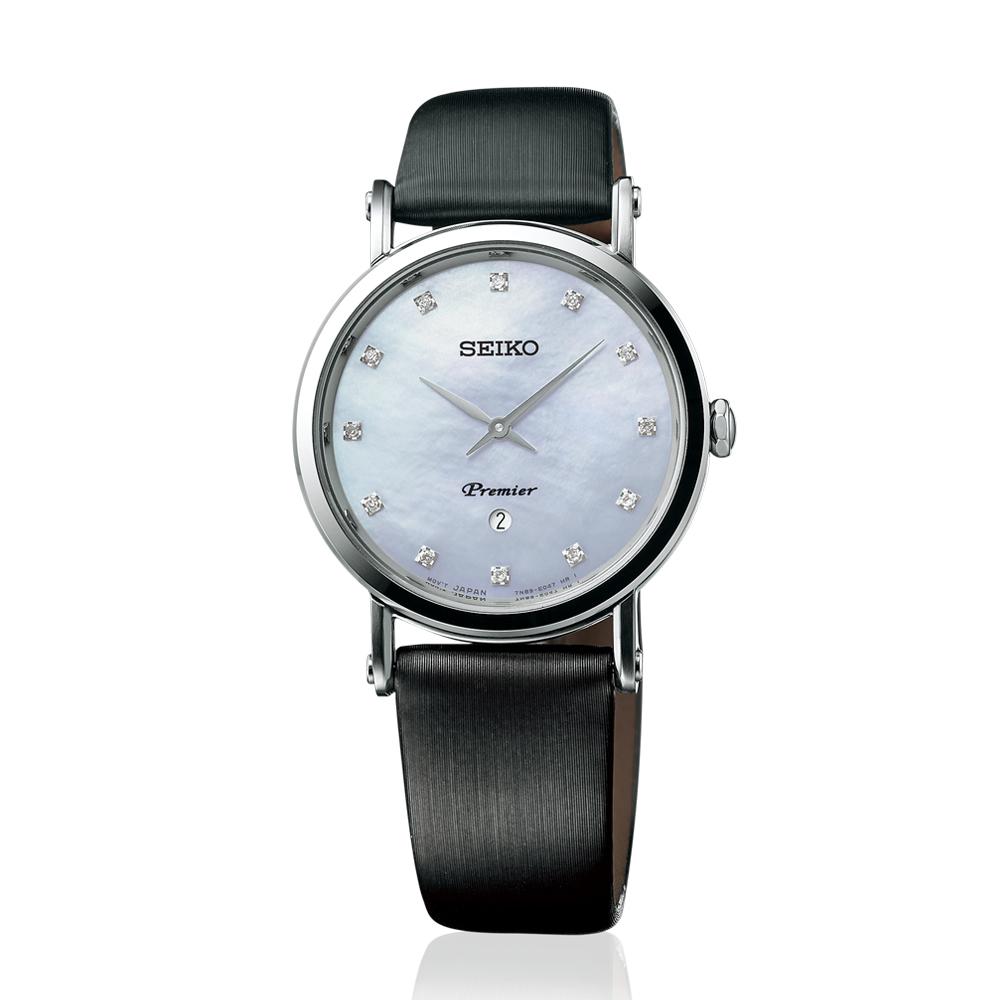 Наручные часы Seiko — Premier SXB433P2