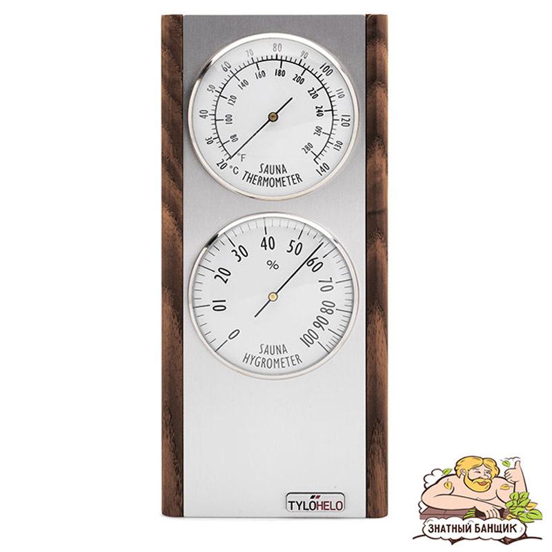 Термогигрометр Tylo Dark