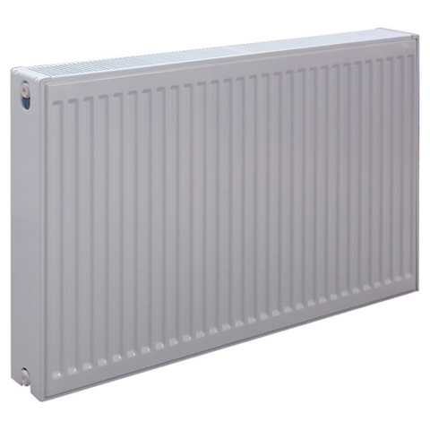 22/300/500 радиатор стальной панельный нижнее правое подключение Ventil