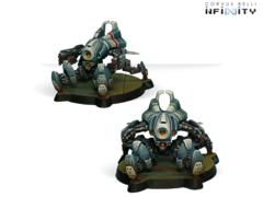 Armbots Bulleter (Spitfire, Heavy Shotgun)