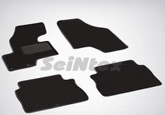 Ворсовые коврики LUX для HYUNDAI SANTA FE-III