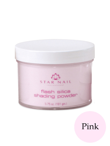 Акриловая пудра розовая 165 г