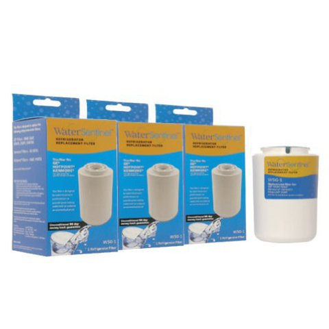 Фильтр для холодильника GE MWF