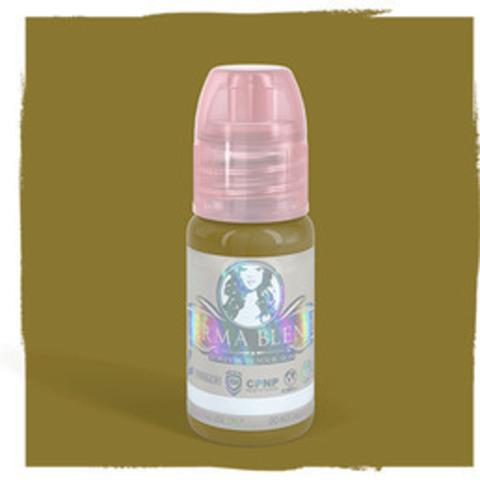Olive Corrector • Perma Blend • пигмент-корректор