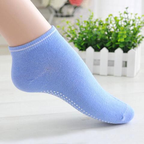 Нескользящие носки (35-40 р.) - Классические, для йоги, батута, спорта