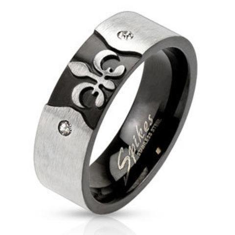 Кольцо мужское 20,7 размер
