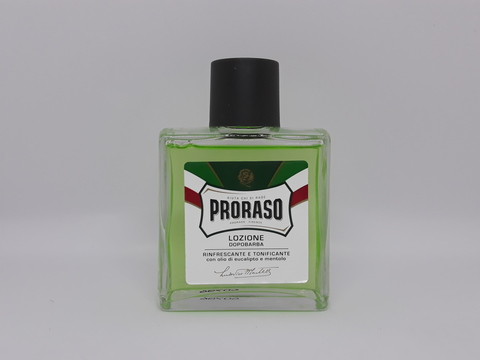 Лосьон После Бритья Proraso After Shave Lotion GREEN, 100 g