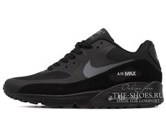 Кроссовки Мужские Nike Air Max 90 HYP Premium All Black