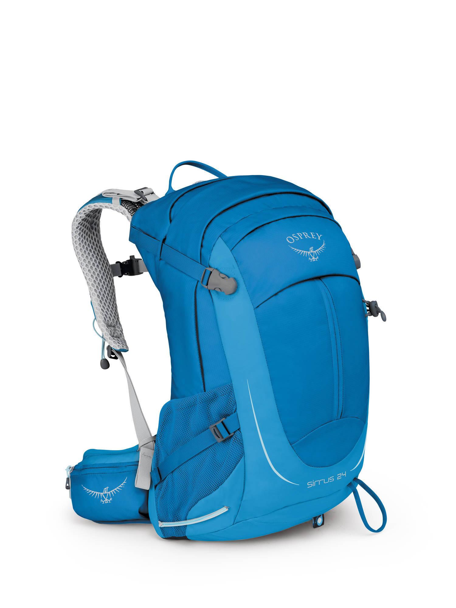 Туристические рюкзаки Рюкзак женский туристический Osprey Sirrus 24 Summit Blue Sirrus_24_S17_Side_Summit_Blue_web.jpg