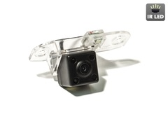 Камера заднего вида для Volvo V70 III 08+ Avis AVS315CPR (#106)