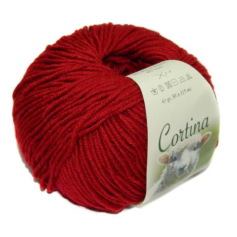 Купить Пряжа Filati Cortina Код цвета 046 | Интернет-магазин пряжи «Пряха»