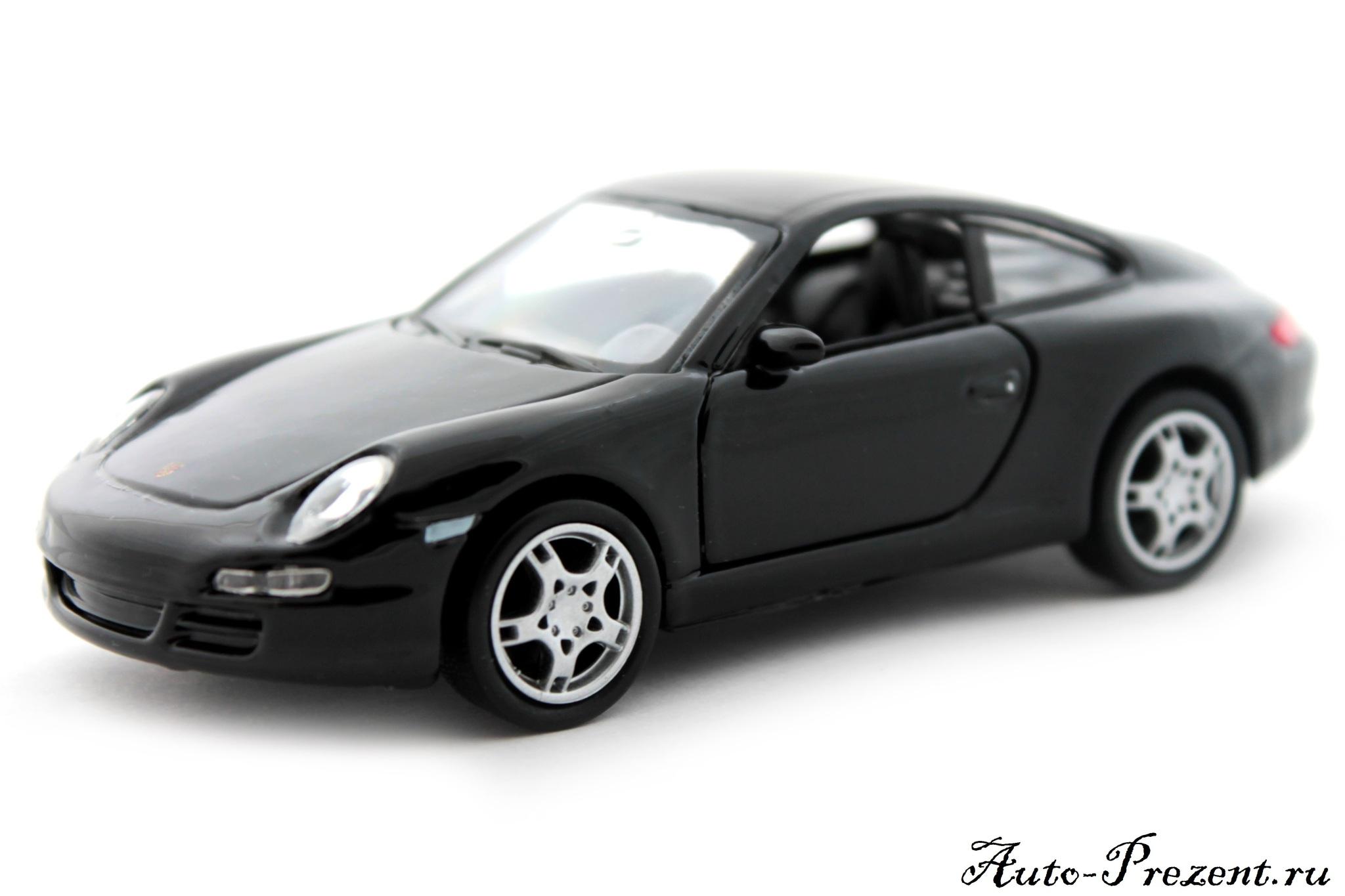 Машинка-игрушка Porsche 911 (997) Carrera S Coupe