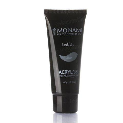 Monami AcrylGel Clear, 60 гр