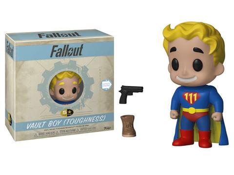 Funko 5 Star: Fallout – Vault Boy (Toughness)