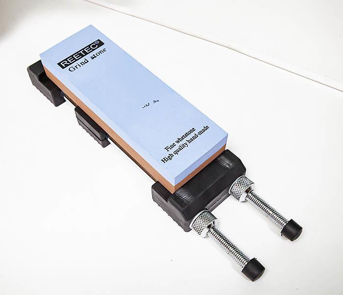 RAZ519 Подставка держатель для точильных камней фото 05