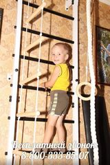 детское навесное оборудование на шведскую стенку