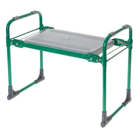 Скамейка-перевертыш садовая складная (стул-подколенник)
