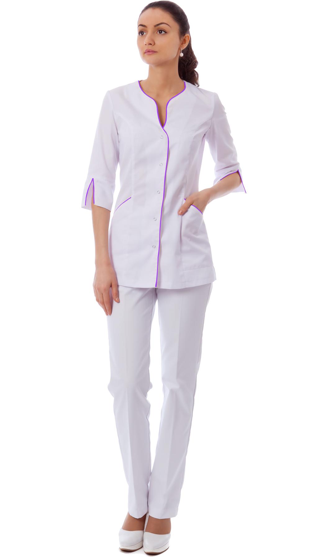 Блуза женская медицинская М 23
