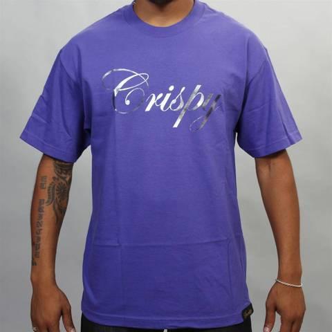 Crispy фиолетовая фото 3
