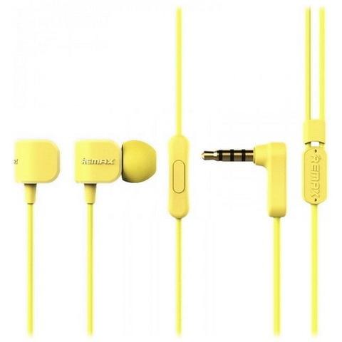 Гарнитура Remax 502 yellow