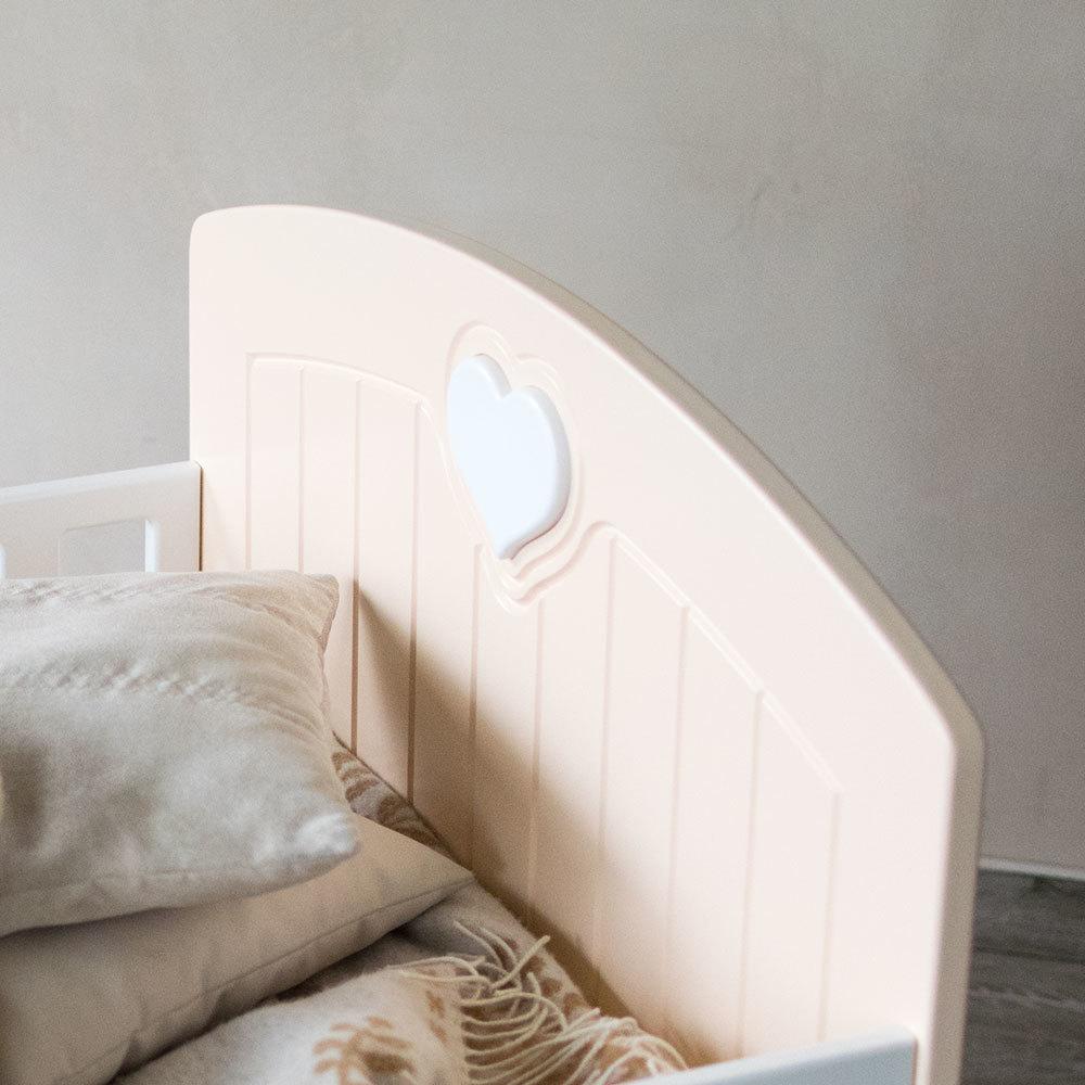 Кровать подростковая Мечта Персик