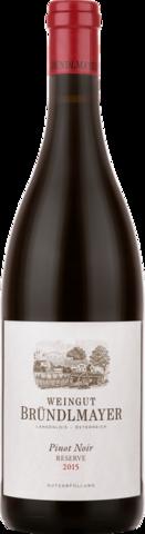 Weingut Brundlmayer Pinot Noir Reserve