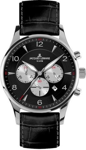 Купить Наручные часы Jacques Lemans 1-1654A по доступной цене