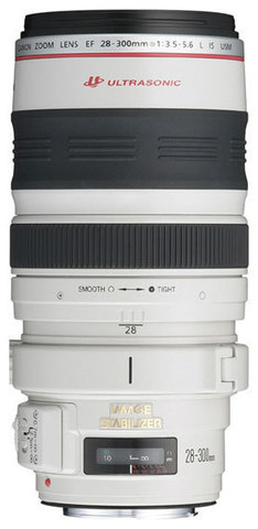 Canon EF 28-300mm f/3.5-5.6L IS USM (JAPAN)