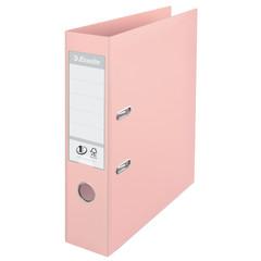 Папка-регистратор Esselte Power Solea 75 мм светло-розовая