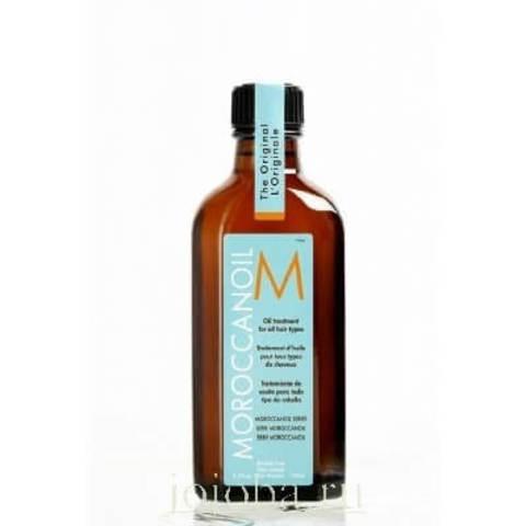 Moroccanoil Hair Treatment: Восстанавливающее масло для всех типов волос (Oil Treatment for All Hair Types), 25мл/100мл/125мл/200мл
