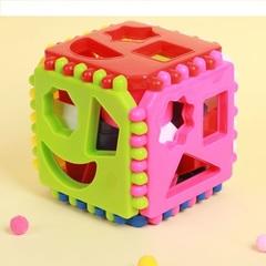 Логический куб подарочный