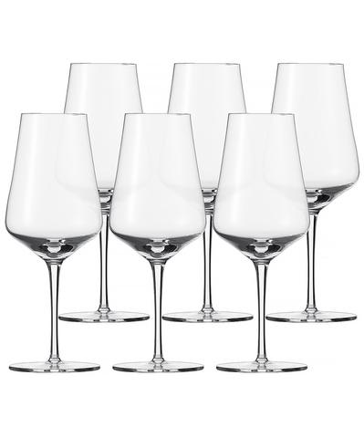Набор бокалов для красного вина «Fine», 486 мл