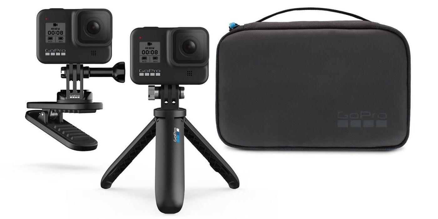 Набор аксессуаров GoPro Travel Kit (AKTTR-002) внешний вид