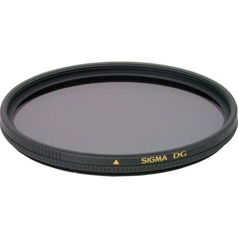 Поляризационный фильтр Sigma DG Wide Circular PL на 105mm