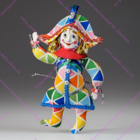 Кукла подвесная