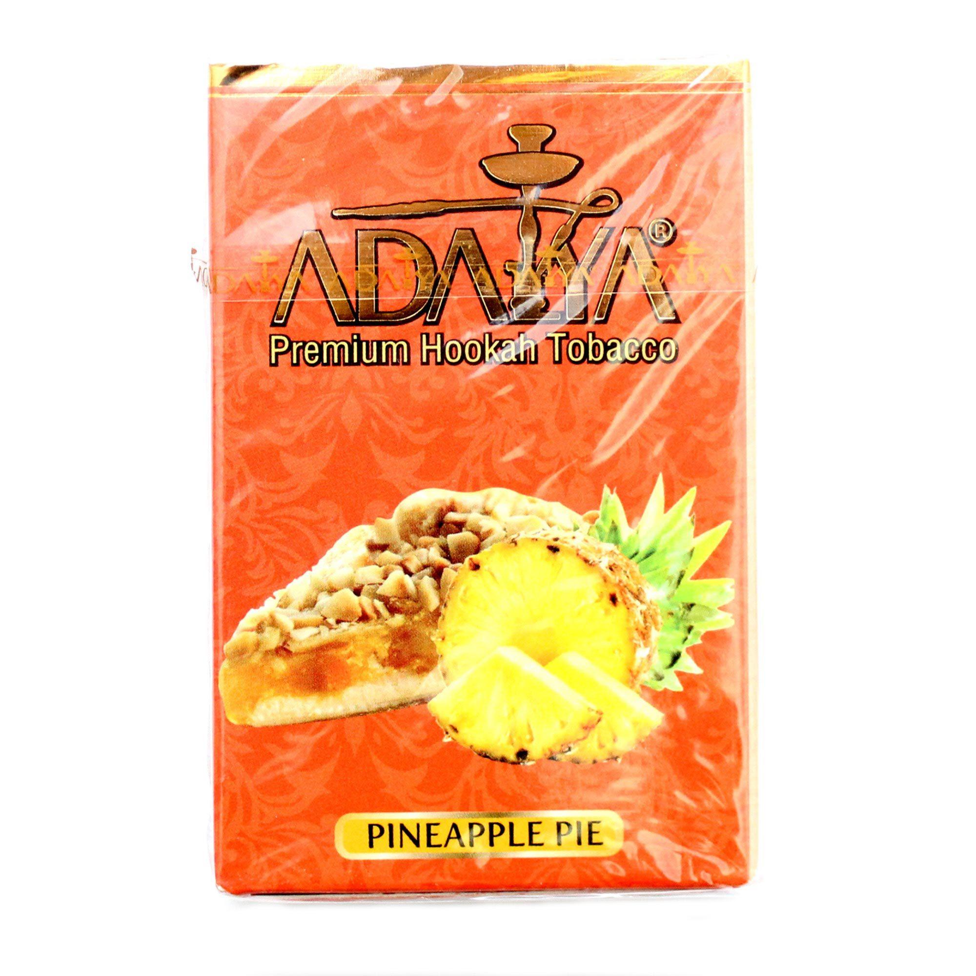 Табак для кальяна Adalya Pineapple Pie 50 гр.