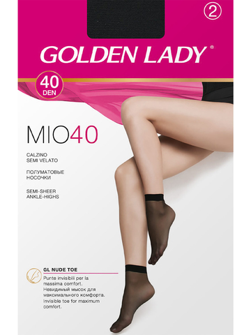 Носки Mio 40 (2 пары) Golden Lady