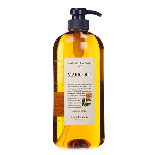 Lebel Natural Hair Soap Treatment Marigold - Шампунь с календулой для жирной кожи головы