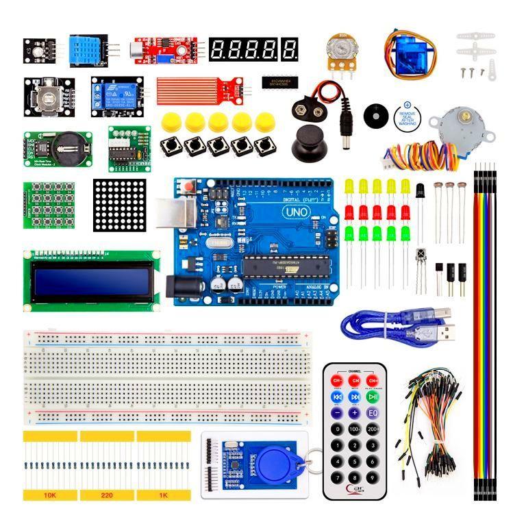 Стартовый набор UNO R3 Development Board Kit